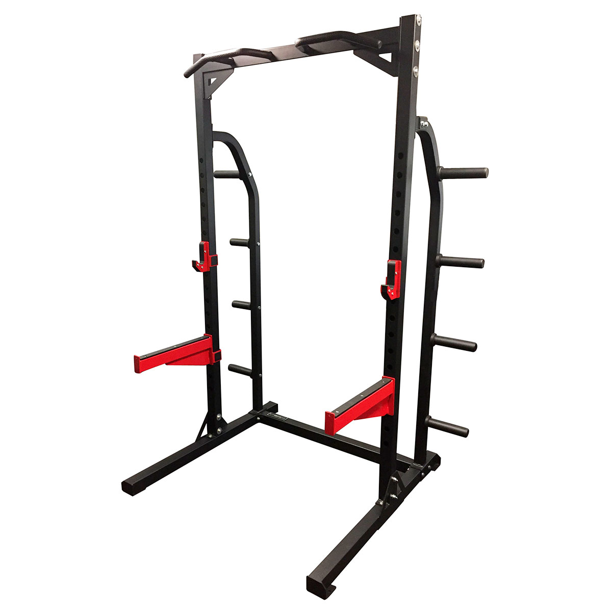 Half Squat Rack with Plate Storage Customisable