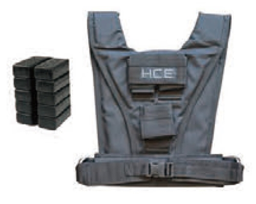 10kg Weighted Training Vest (Womens)