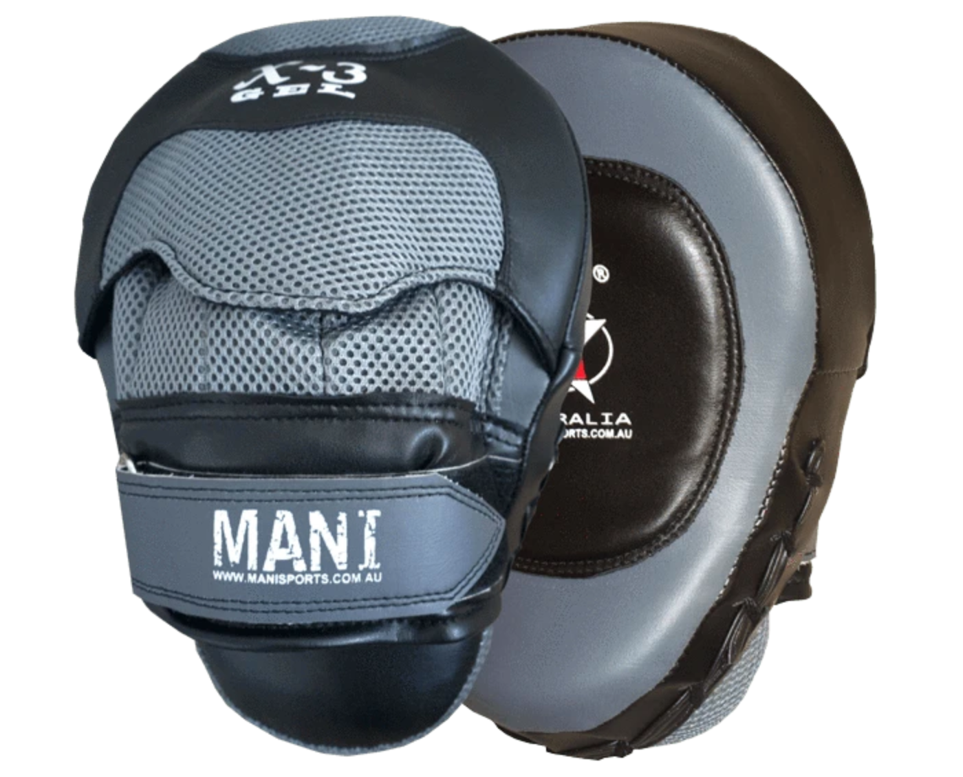 GEL Leather Curved Focus Pad