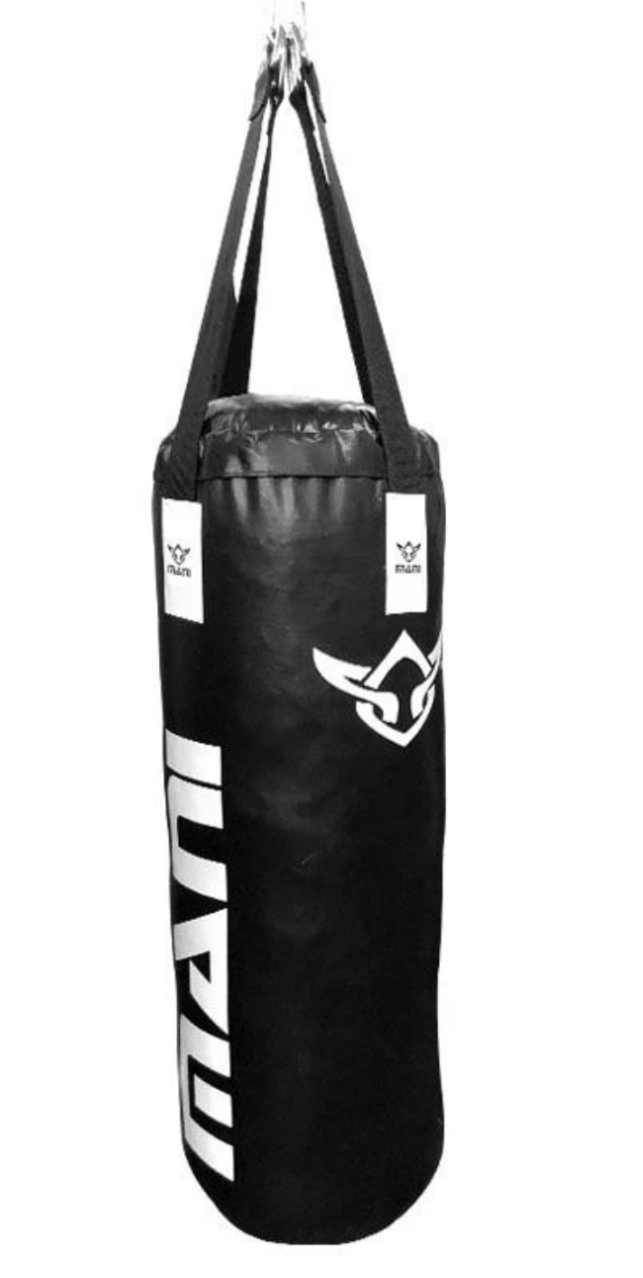Punching Bag Filled 3Ft Deluxe Heavy Black