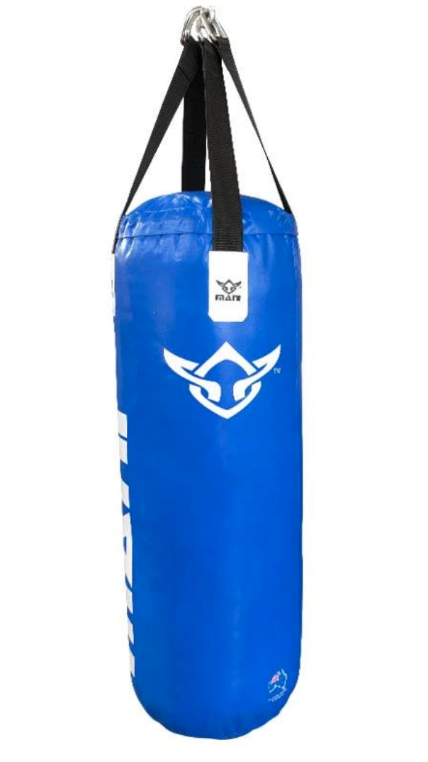 Punching bag Filled 3ft Deluxe Heavy – Blue