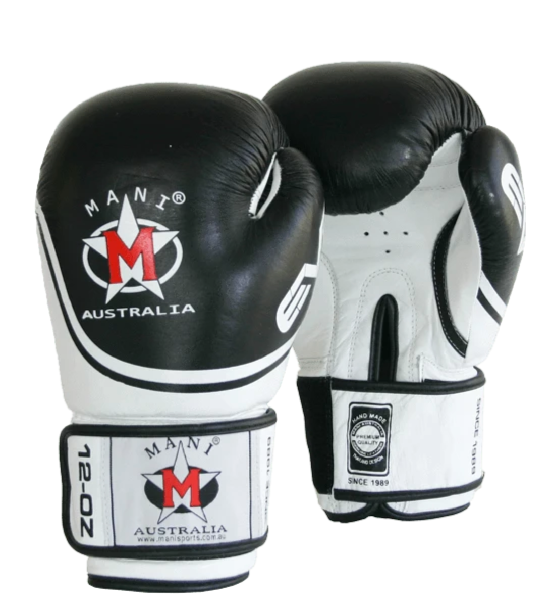 Leather Machine Moulded Boxing Glove