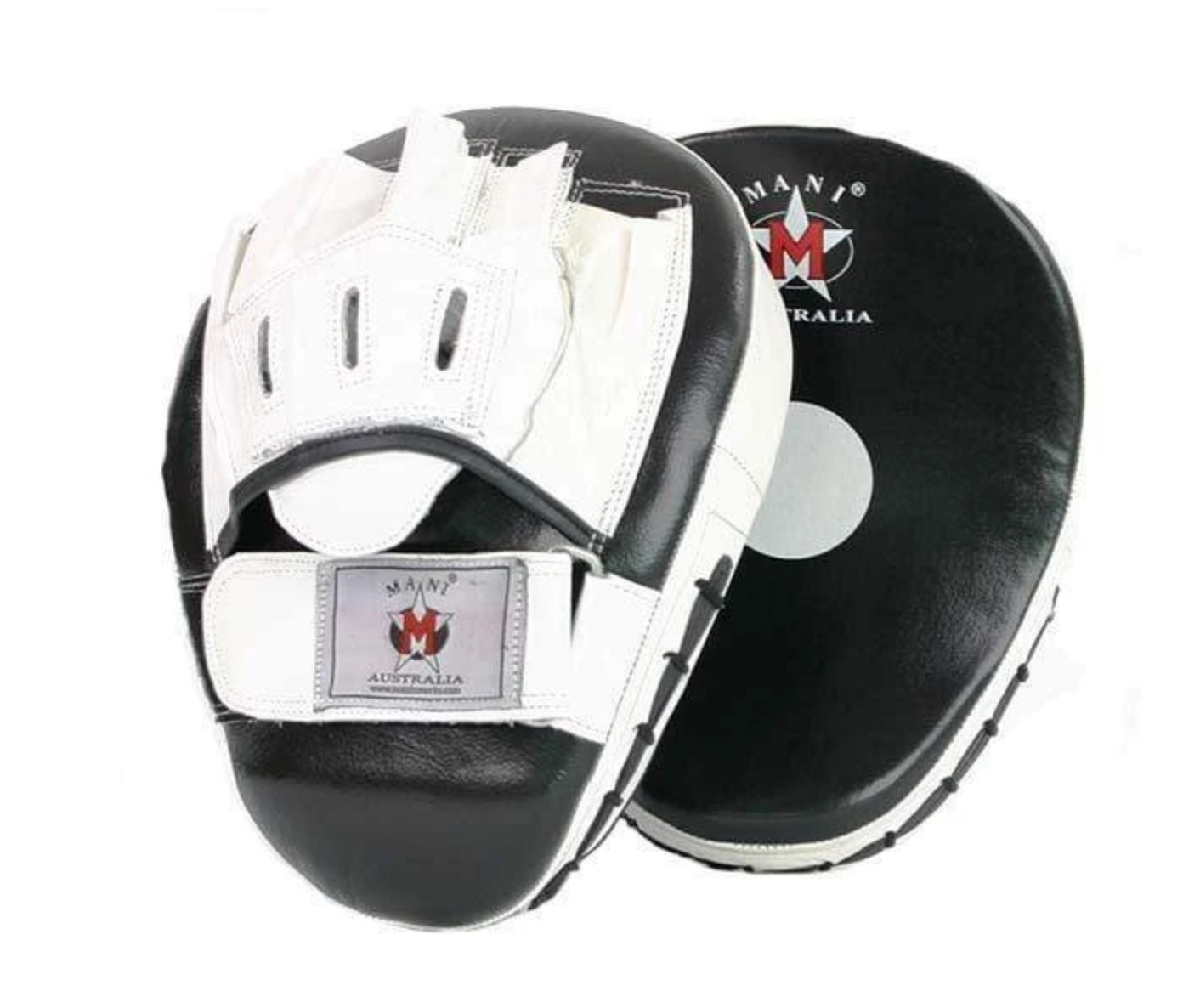 Leather Curved Focus Pad Deluxe