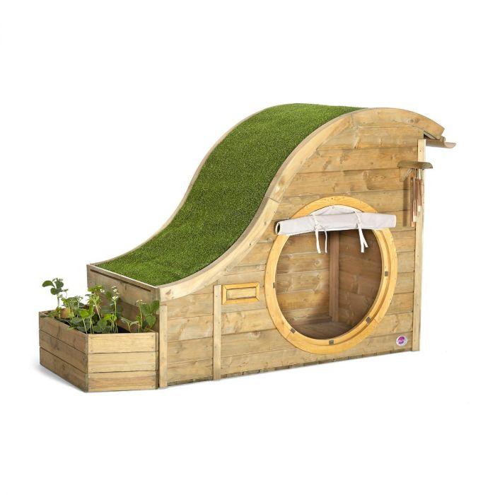Plum Discovery Nature Play Hideaway Cubby