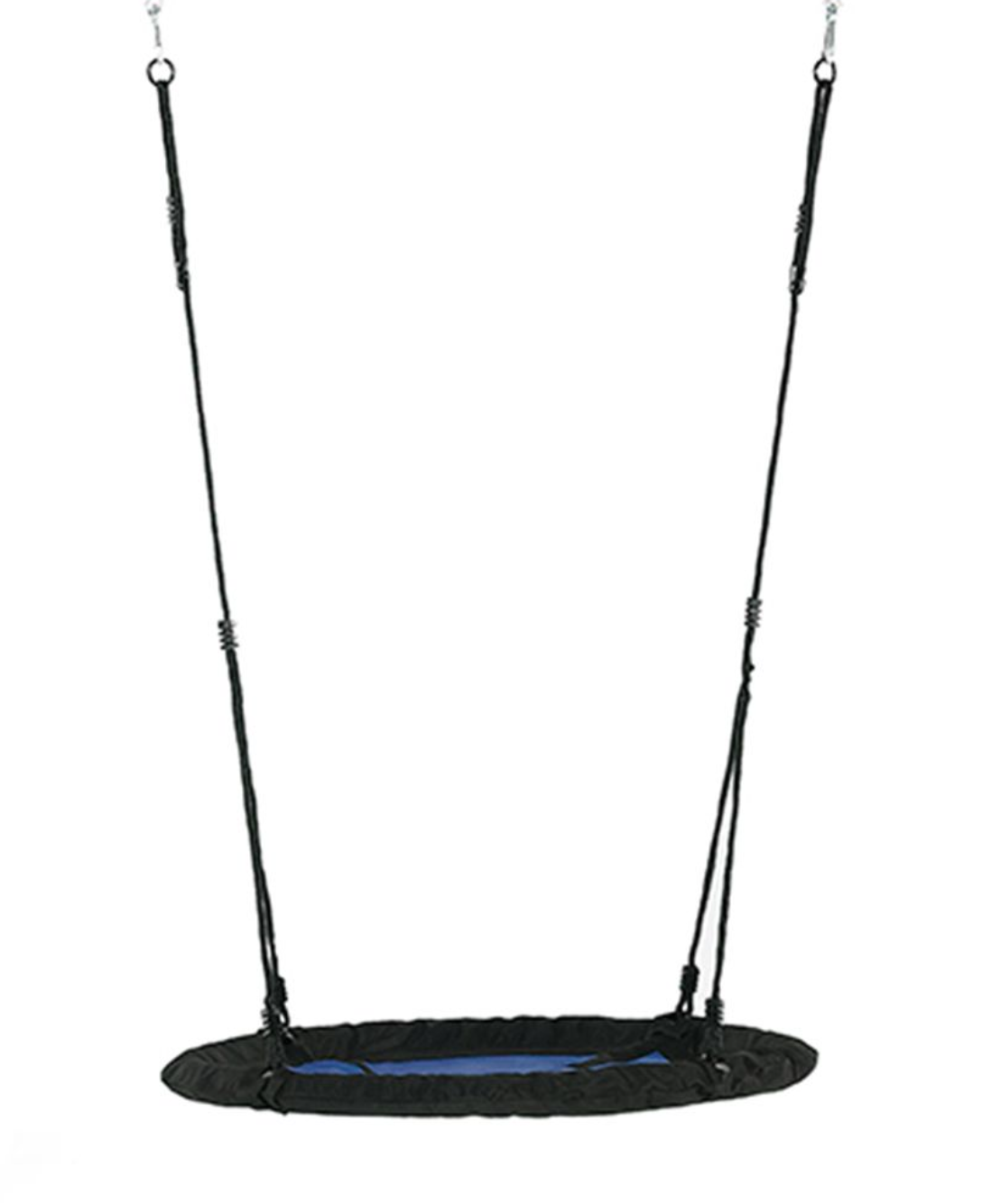 Plum Nest Swing with Teal Hangers