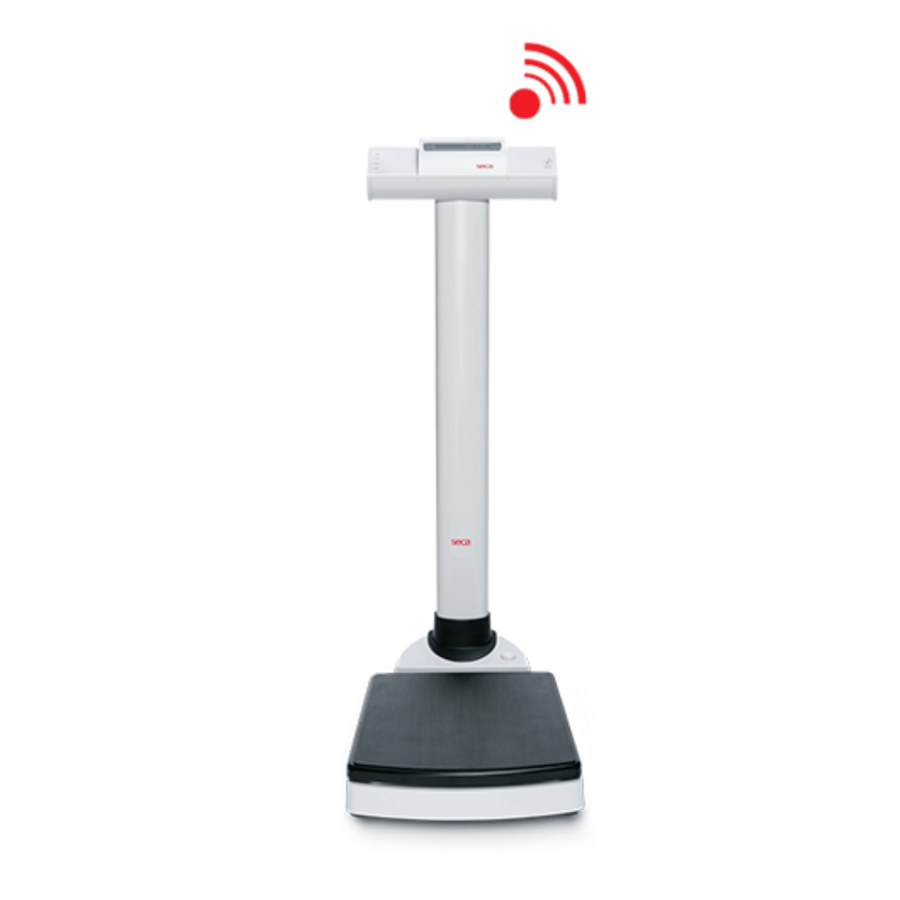 Seca 703 Electronic Column Scale (With Height Rod)