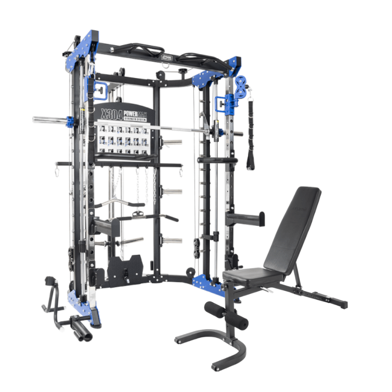 Powermax X304 All-In-One Home Gym Package